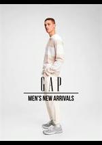 Prospectus Gap : Men's New Arrivals