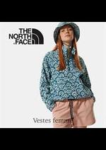 Prospectus The North Face : Vestes femme