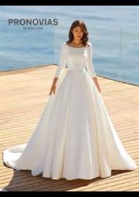 Prospectus Pronovias Paris : Robes de mariée élégantes