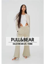 Prospectus Pull & Bear  : Collection Join Life / Femme