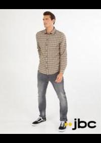 Prospectus JBC WAREMME : Chemises - Hommes