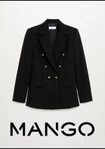Prospectus MANGO : Promotion Nouvelle Collection