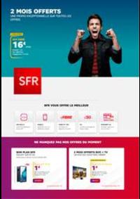 Prospectus SFR Le Chesnay : Offres SFR