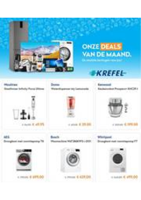 Prospectus Krëfel Electro DINANT : Onze Deals