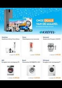 Prospectus Krëfel Electro ERPENT : Onze Deals