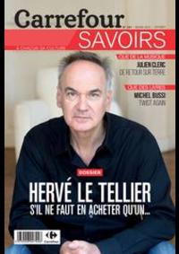 Prospectus Carrefour CHARENTON LE PONT : Dossier Hervé Le Tellier