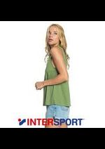 Prospectus Intersport : Tank Tops & Shirts