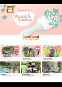 Prospectus Jardiland GROSLAY : Projets de printemps