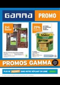 Prospectus GAMMA QUAREGNON : Gamma Promo