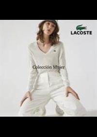 Prospectus Lacoste Angers : Colección Mujer