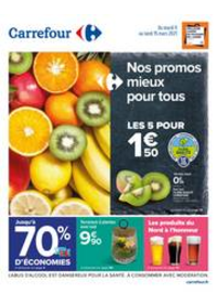 Prospectus Carrefour CHAMBOURCY : Nos promos mieux pour tous