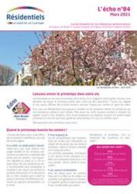 Prospectus Mondial Relay Enghien Les Bains - Rue Malleville : L'écho des résidentiels