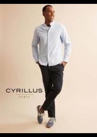 Prospectus Cyrillus Boulogne Billancourt : Collection Chemises / Homme
