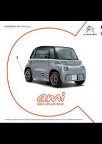 Prospectus Citroen AUBERVILLIERS : Citroën AMI