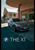 Promos et remises  : BMW X1