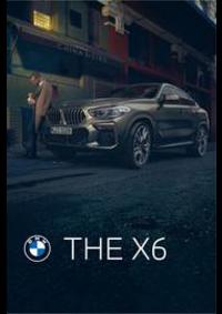 Prospectus BMW PARIS 4 : BMW  X6