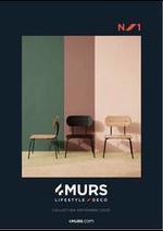 Promos et remises  : Catalogue 4 Murs