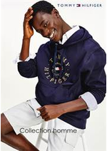 Prospectus Tommy Hilfiger : Collection homme