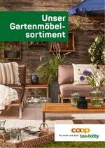 Promos et remises  : Gartenmöbelsortiment 2021