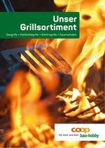 Prospectus Coop Brico+Loisirs : Grillsortiment 2021