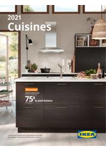 Prospectus IKEA : Cuisines 2021