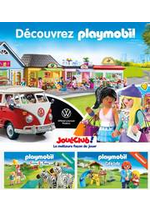 Prospectus JouéClub : Découvrez Playmobil