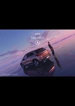 Prospectus Mercedes Benz : EQA