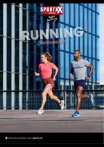 Prospectus SportXX : Running Frühling 2021