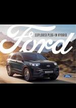 Prospectus Ford : Ford Explorer