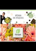 Prospectus Florajet : Fêtes de Pâques
