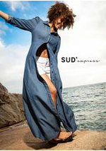 Prospectus Sud express : Collection Robes