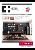 Prospectus Cuisine Plus : Electrio