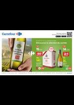 Prospectus Carrefour : Foire aux vins Printemps
