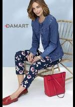 Prospectus Damart : Manteaux & vestes