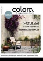 Journaux et magazines Colora : Printemps 2021