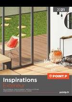 Guides et conseils Point P : Inspirations extérieur 2021