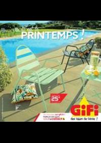 Prospectus Gifi GOUSSAINVILLE : C'EST LE PRINTEMPS !