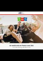Prospectus Ibis Budget : Un week-end en France avec ibis
