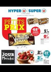 Prospectus Super U WITTELSHEIM : PETITS PRIX