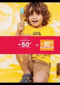 Prospectus La Halle Augny : Sensation'halle -50%