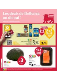 Prospectus Shop'n Go Etterbeek : Folder Delhaize