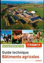 Promos et remises  : Bâtiments agricoles