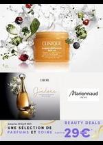 Prospectus Marionnaud : Beauty deals