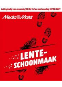 Prospectus Media Markt Bruxelles Rue Neuve : Lente-Schoonmaak