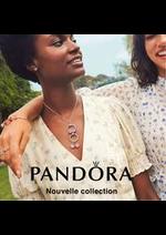 Prospectus Pandora : Nouvelle collection