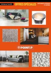 Catalogues et collections Point P ST POL SUR MER : Offres spéciales