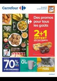 Prospectus Carrefour Montreuil : Des promos pour tous les goûts