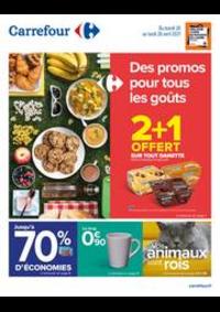 Prospectus Carrefour CHARENTON LE PONT : Des promos pour tous les goûts