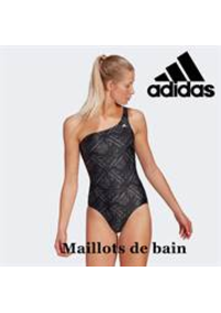 Prospectus Adidas Thiais Belle Epine : Maillots de bain