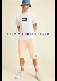 Prospectus TOMMY HILFIGER STORE CHAMPS ELYSéES : Style durable